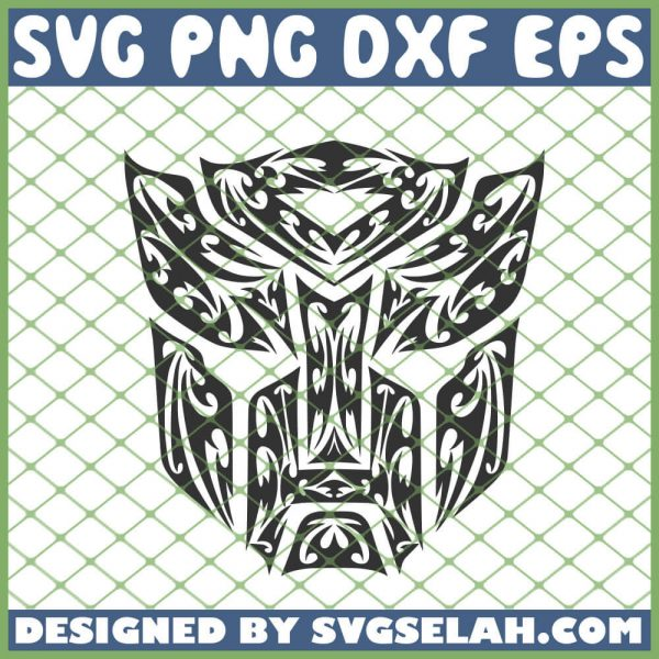 Autobots Hd Transformers Logo SVG PNG DXF EPS 1