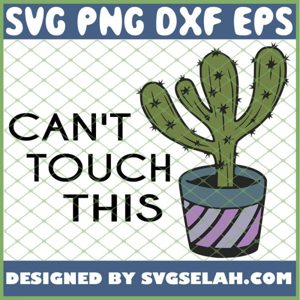 Cactus Cant Touch This 1