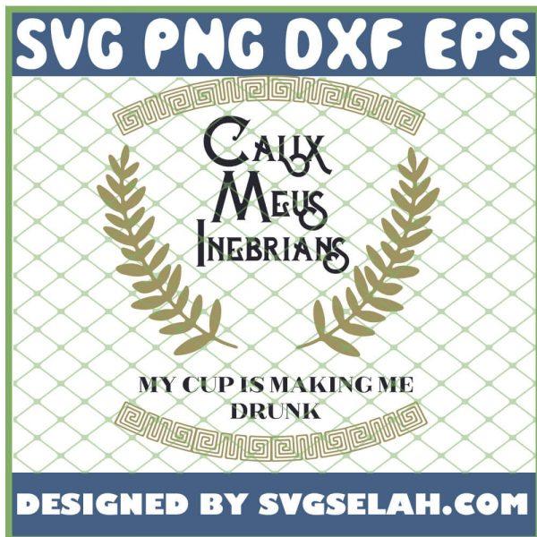 Calix Meus Inebrians 1