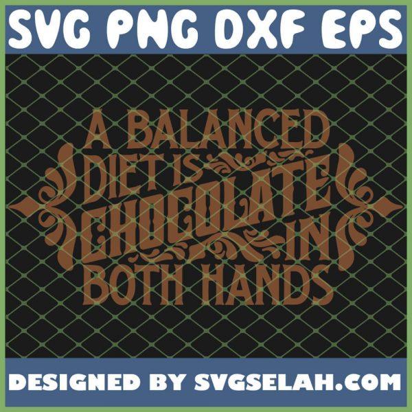 Chocolate Balance Diet 1