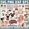 Cincinnati Bengals NFL SVG Bundle 1