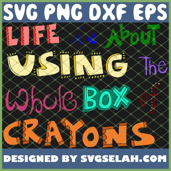 Crayon Box 1