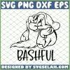 Dwarf Bashful SVG PNG DXF EPS 1
