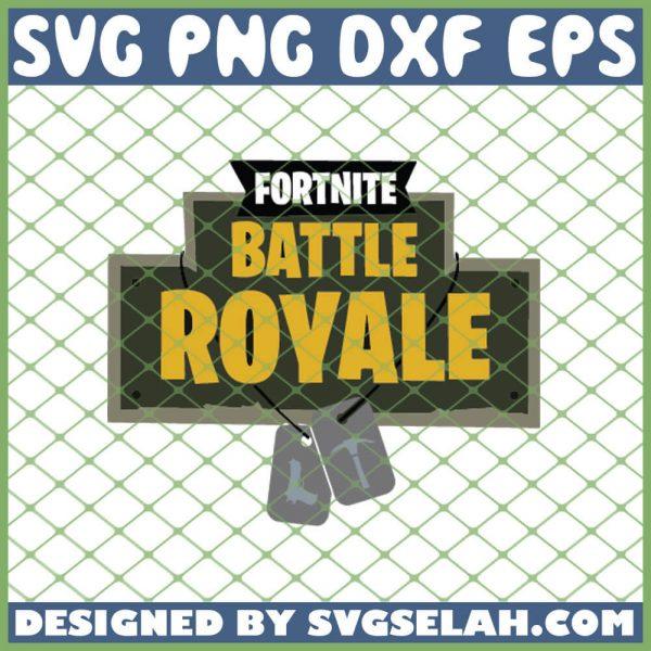 Fortnite Batte Royale SVG PNG DXF EPS 1