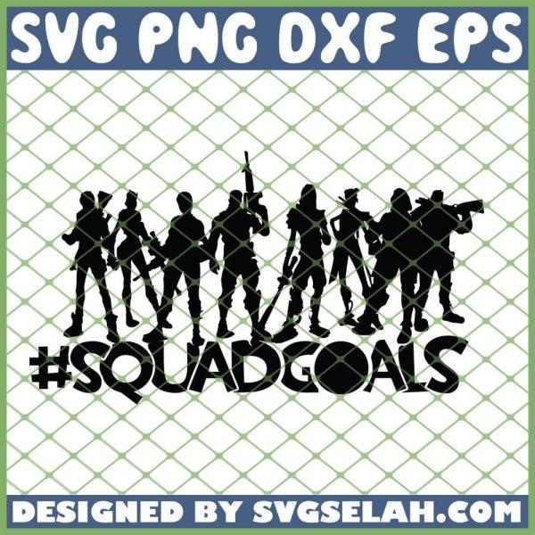 Fortnite Squad SVG PNG DXF EPS 1