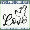 Goofy Love SVG PNG DXF EPS 1