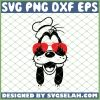 Goofy With Sunglasses SVG PNG DXF EPS 1