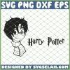 Harry Potter Chibi SVG PNG DXF EPS 1