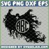 Harry Potter Monogram SVG PNG DXF EPS 1