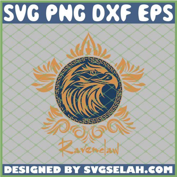 Harry Potter Ravenclaw Tribal SVG PNG DXF EPS 1
