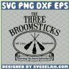 Harry Potter Three Broomsticks SVG PNG DXF EPS 1