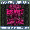 He Stole My Heart 1