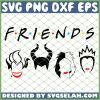 Hocus Pocus Friends Villain SVG PNG DXF EPS 1