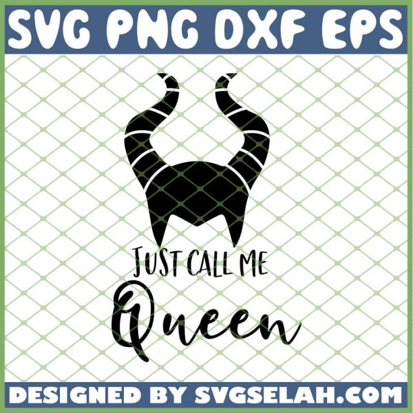 Hocus Pocus Just Call Me Queen SVG PNG DXF EPS 1