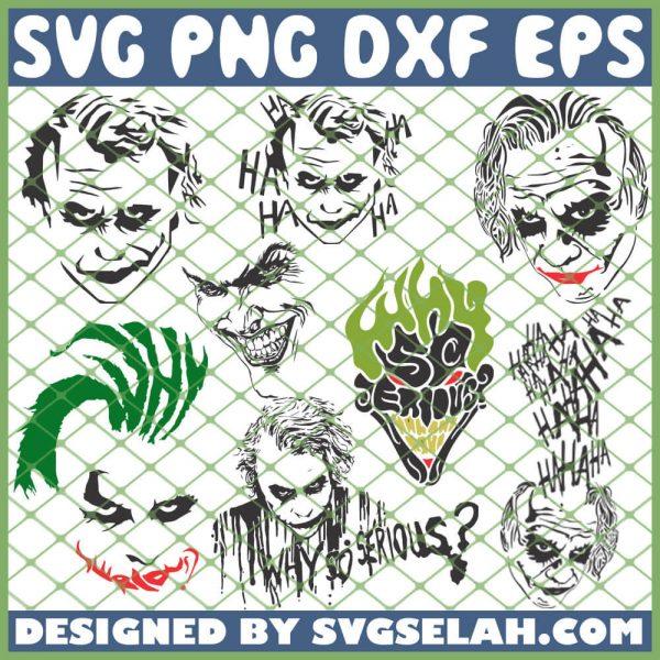 Joker SVG PNG DXF EPS 1