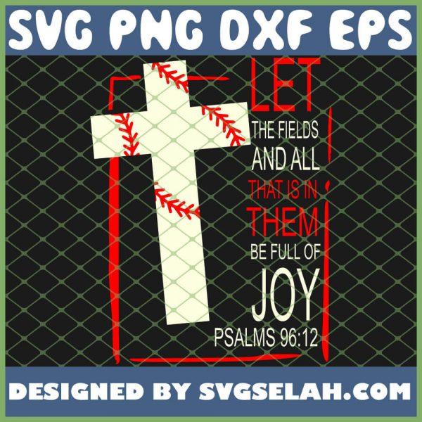 Let The Field Cross 1