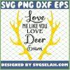 Love Me Like You Love Deer Season 1
