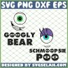 Monsters Inc Couple Googly Bear SVG PNG DXF EPS 1