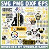 Pittsburgh Steelers NFL SVG Bundle 1