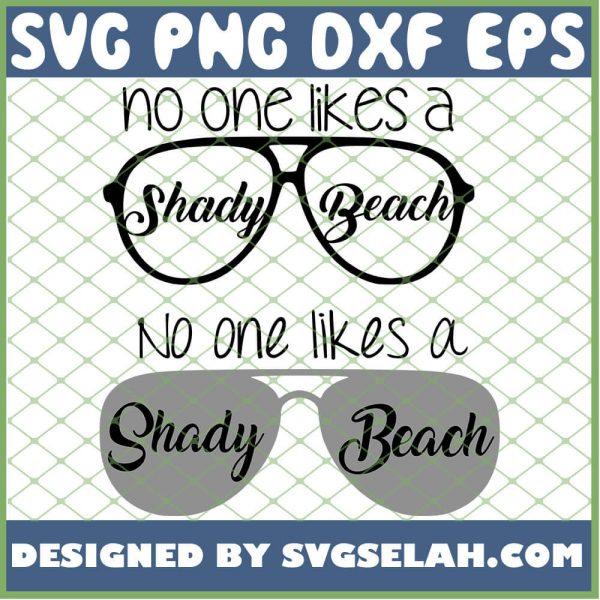 Shady Beach 1