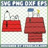 Snoopy House SVG PNG DXF EPS 1