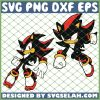 Sonic Shadow SVG PNG DXF EPS 1