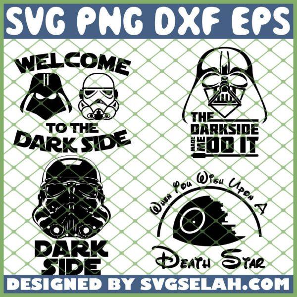 Star War Dark Side SVG PNG DXF EPS 1