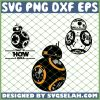 Star Wars Bb8 SVG PNG DXF EPS 1
