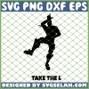 Take The L Fortnite SVG PNG DXF EPS 1