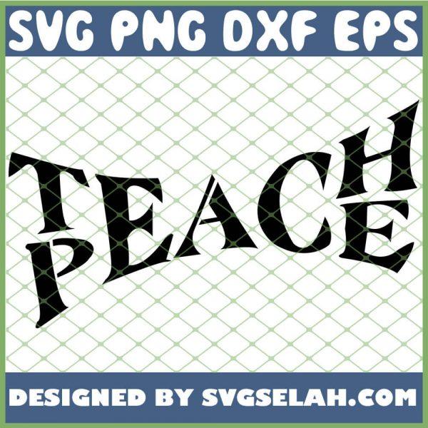 Teach Peace 1