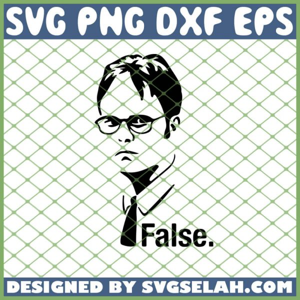 The Office False SVG PNG DXF EPS 1