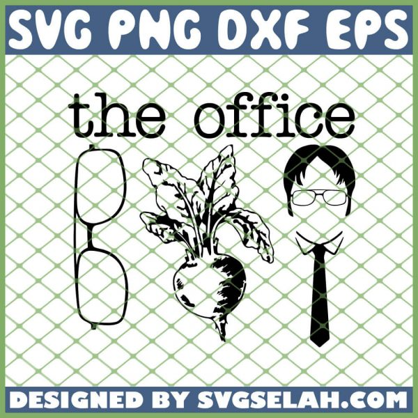 The Office SVG PNG DXF EPS 1