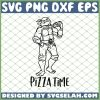 Tmnt Pizza Time SVG PNG DXF EPS 1