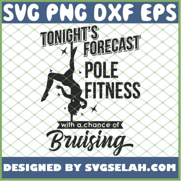 Tonights Forecast Pole Fitness With A Chance Of Bruising 1