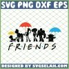 Toy Story Friends SVG PNG DXF EPS 1