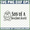 Toy Story Son Of A Building Block SVG PNG DXF EPS 1