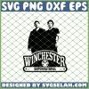 Winchester Supernatural SVG PNG DXF EPS 1