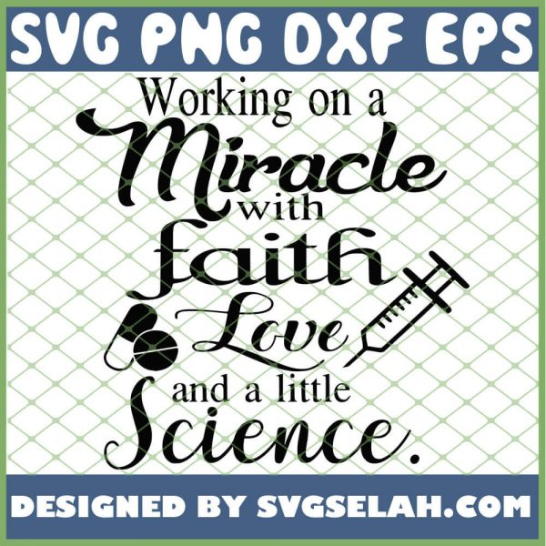 Working On A Miracle 1
