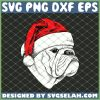 Bulldog Ugly Christmas SVG PNG DXF EPS 1