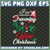 Christmas Wine Drinking I Am Dreaming Of A Wine Christmas SVG PNG DXF EPS 1