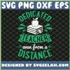 Dedicated Teacher Even From A Distance SVG PNG DXF EPS 1