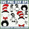Dr Seuss Monogram SVG PNG DXF EPS 1