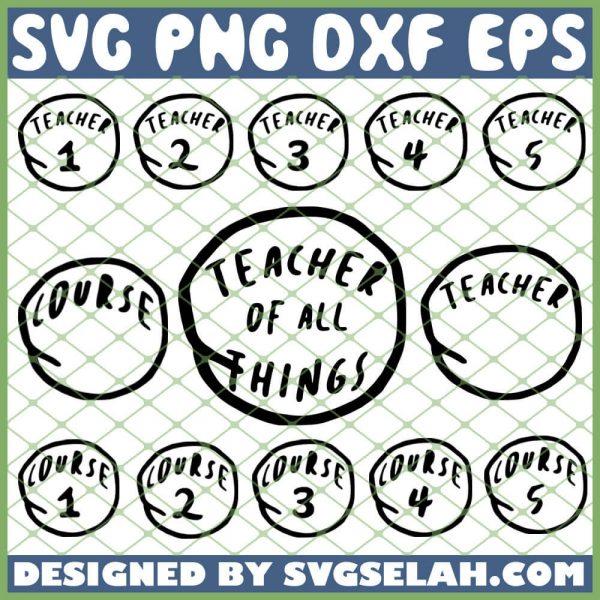 Dr Seuss Teacher SVG PNG DXF EPS 1