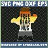 Free Bear Hug Gay Pride Lgbt Vintage Fun SVG PNG DXF EPS 1