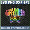 Gaymer Pride Lgbt Rainbow Flag Lesbian Gaming SVG PNG DXF EPS 1