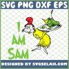 I Am Sam SVG PNG DXF EPS 1