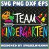 Team Kindergarten SVG PNG DXF EPS 1