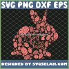 April Fools Happy Easter Bunny SVG PNG DXF EPS 1
