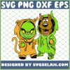 Baby Grinch And Scooby Doo Costume SVG PNG DXF EPS 1