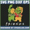 Baby Pooh And Grinch Friends Costume SVG PNG DXF EPS 1